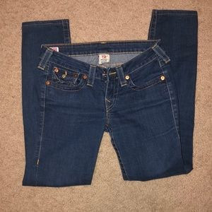 barely used true religion jeans